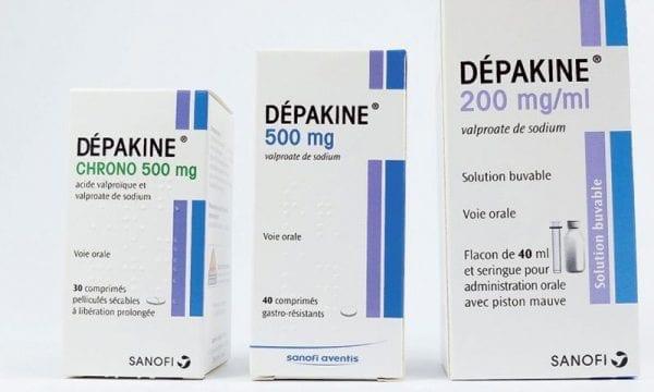 دواعي استخدام ديباكين Depakine
