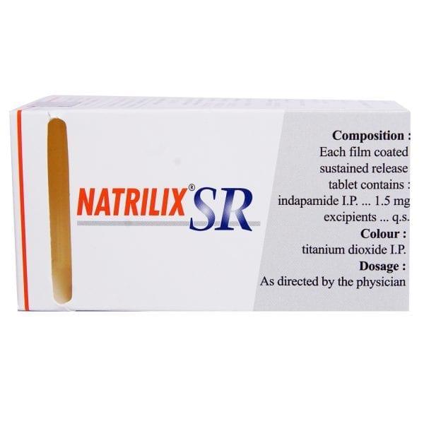ناتريليكس اقراص لعلاج ارتفاع ضغط الدم