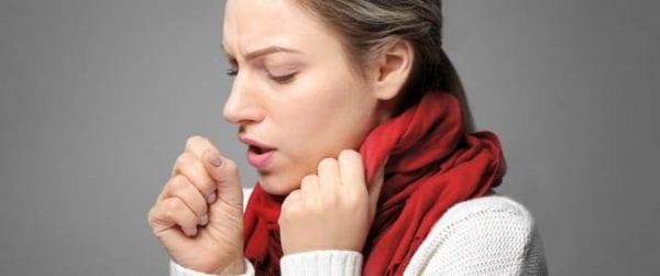 علاج الكحة المستمرة