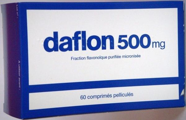 دافلون 500 لعلاج الدوالي