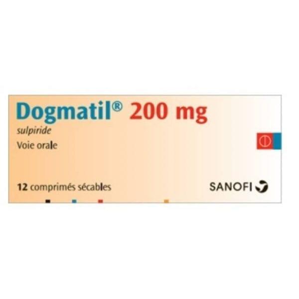دوجماتيل Dogmatilt