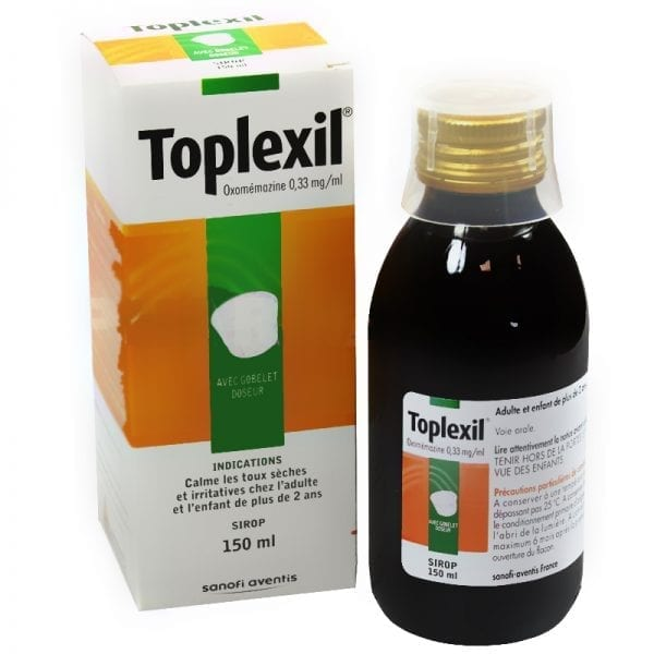 توبلكسيل Toplexil شراب