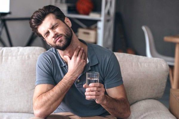 علاج الحموضة عند الرجال
