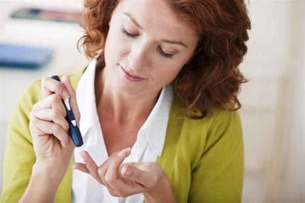 اعراض السكري عند السيدات