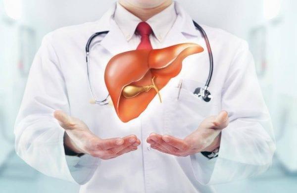 علامات سلامة الكبد