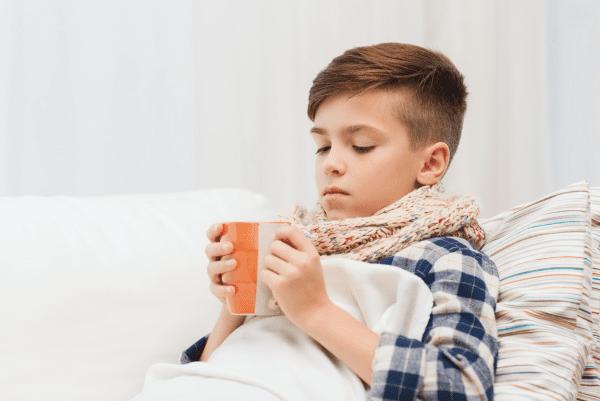 كيفية علاج الانفلونزا